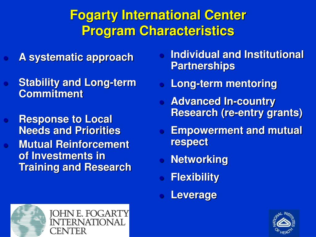 Fogarty International Center