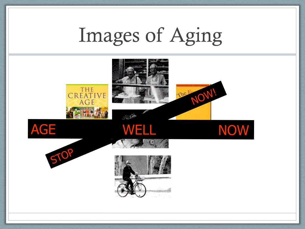 Images of Aging