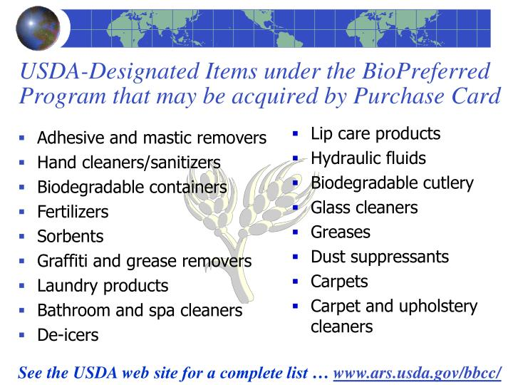 Ppt Green Procurement Part Of Your Card Holder
