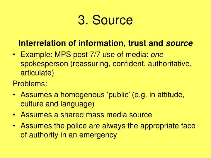 3. Source