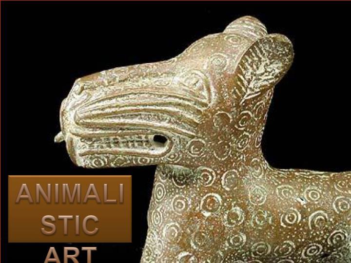 ANIMALISTIC ART