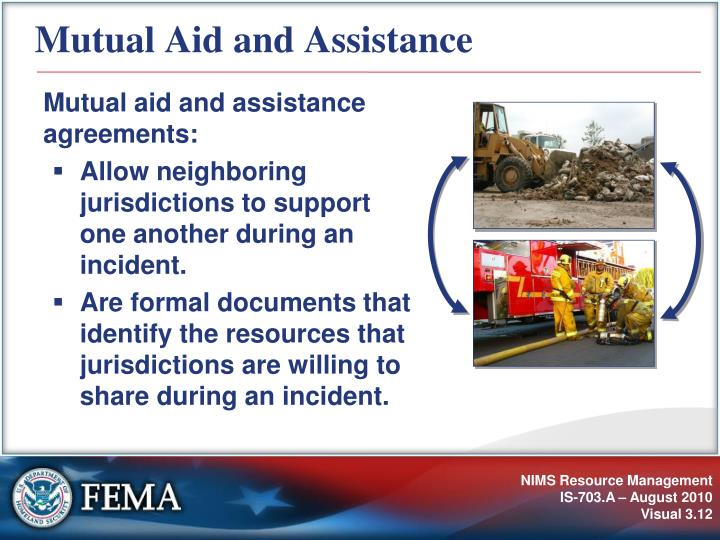 Mutual Aid and Assistance