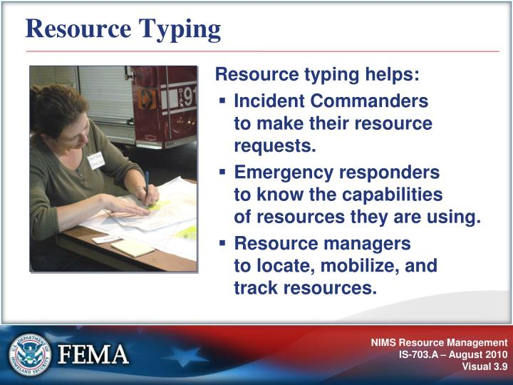 Resource Typing