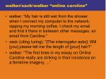 walker sack walker online caroline