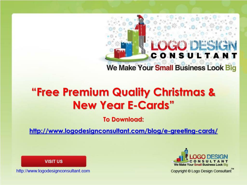 """""""Free Premium Quality Christmas &"""