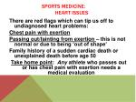 sports medicine heart issues1