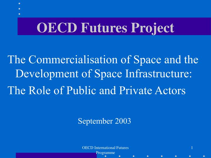 oecd futures project n.