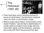 the holocaust 1941 451