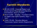 current standards6