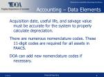 accounting data elements2