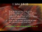 1 john 1 8 10
