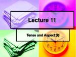lecture 11