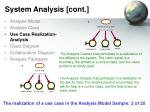 system analysis cont1
