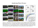 analyzing street scenes