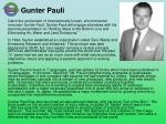 gunter pauli