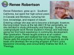 renee robertson