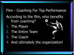 film coaching for top performance4