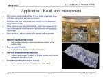 application retail store management