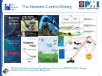 the network centric military