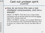 cast out unclean spirit cont d2