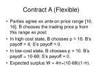contract a flexible