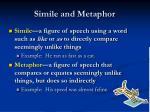 simile and metaphor1