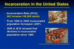 incarceration in the united states