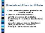 organisation de l ordre des m decins1
