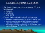 eosdis system evolution1