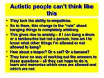 autistic people can t think like this