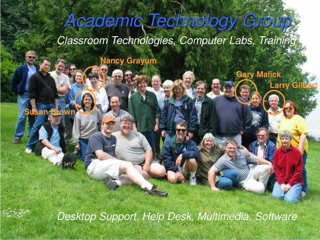 Academic Technology Group
