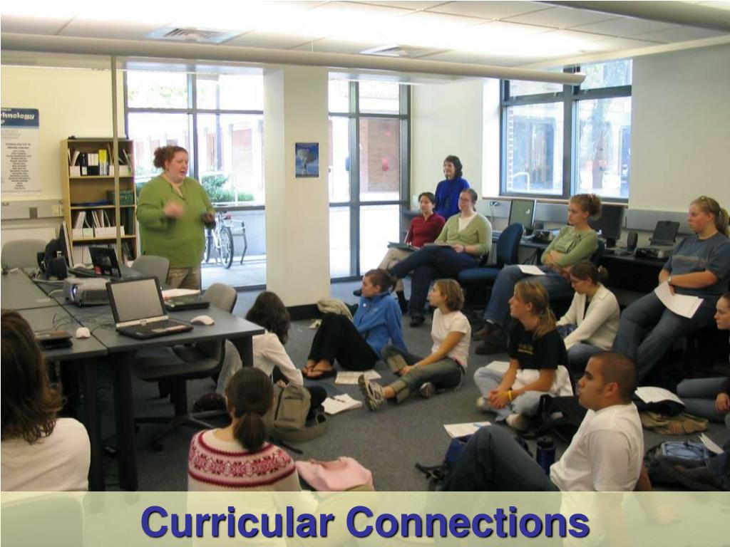 Curricular Connections