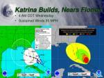 katrina builds nears florida1