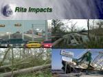 rita impacts