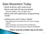 data movement today1
