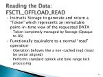 reading the data fsctl offload read