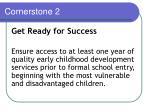 cornerstone 2