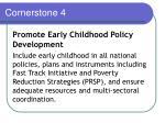 cornerstone 4