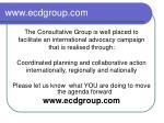 www ecdgroup com