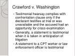 crawford v washington