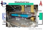 wakefield box