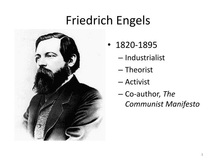 a review of the communist manifesto by karl marx and friedrich engels The communist manifesto is a short document composed by karl marx and friedrich engels in 1848 in an attempt to popularize and clarify in practical means the philosophy of communism (such as that presented in marx's the german ideology) the manifesto is written with a lot a pathos and.