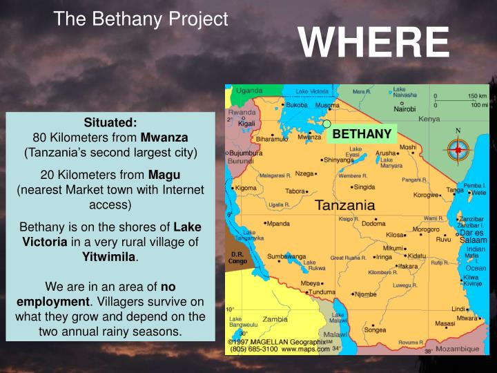 The Bethany Project