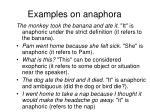 examples on anaphora