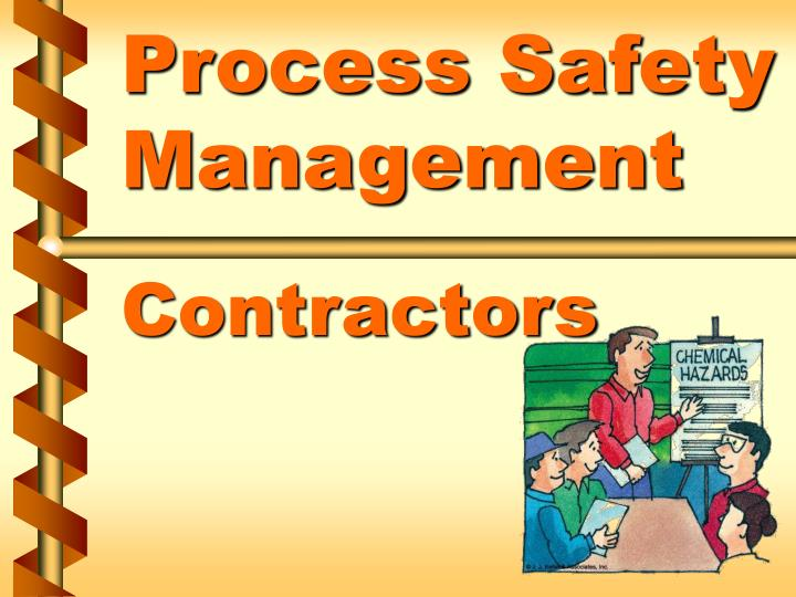process safety management contractors n.