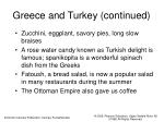 greece and turkey continued