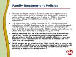 family engagement policies2