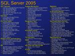 sql server 2005