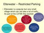 elterwater restricted parking