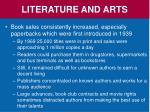 literature and arts1